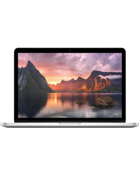 MacBook Pro 13-inch Core i5 2.7GHz 256GB SSD 8GB RAM Silver (Early 2015)