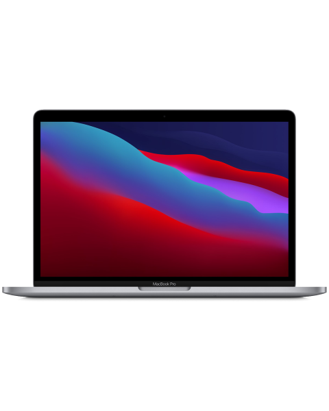 Macbook Pro 13-inch Touch Bar Core M1 2.3 GHz 512 GB SSD 8 GB RAM Space Gray (2020)