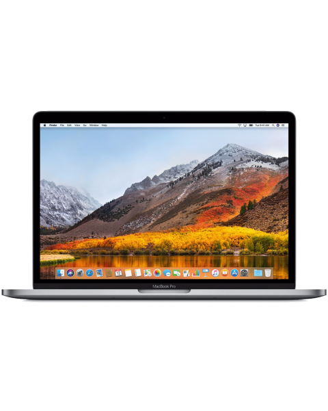 MacBook Pro 15-inch Core i7 2.8GHz 256GB SSD 16GB RAM Space Grey (Mid 2017)