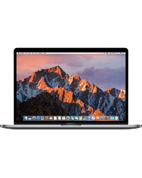 MacBook Pro 15 inch Core i7 2.3 GHz 512 GB SSD 16 GB RAM Silver (Late 2013)