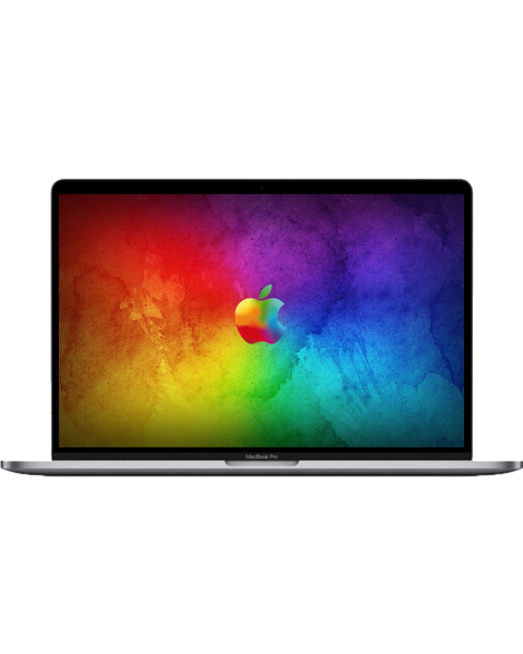 MacBook Pro 15-inch Touch Bar Core i9 2.3 GHz 512 GB SSD 16 GB RAM space gray QWERTY/AZERTY/QWERTZ (2019)
