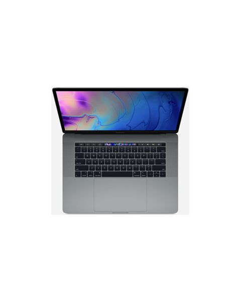 MacBook Pro 15-inch Core i7 2.2GHz 256GB SSD 16GB RAM Space Grey (Mid 2018)