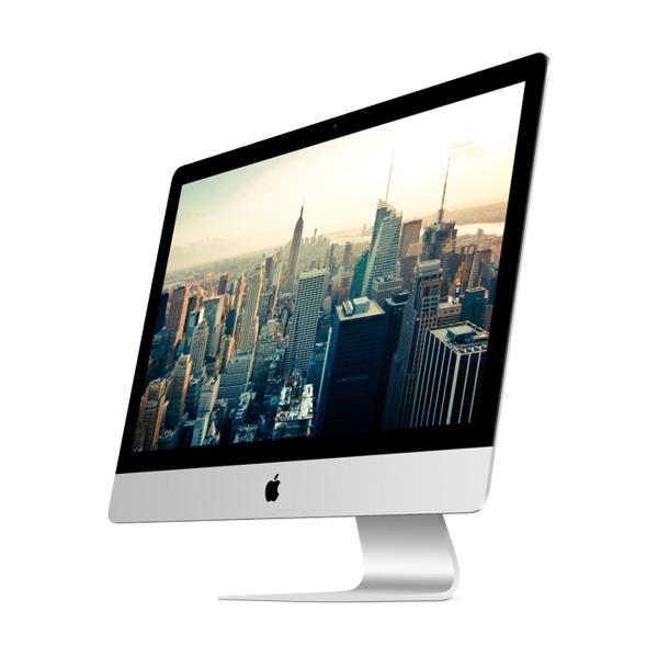 Refurbished iMac 21.5-inch i5 2.8GHz 1TB HDD 8GB RAM (Late 2015)