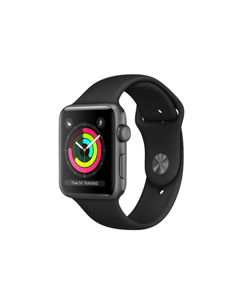 Refurbished Apple Watch Series 2 38mm Aluminum Case Grey