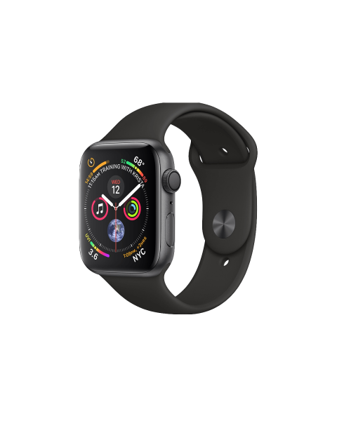 Refurbished Apple Watch Series 4 40mm GPS+Cellular Aluminum Case Grey