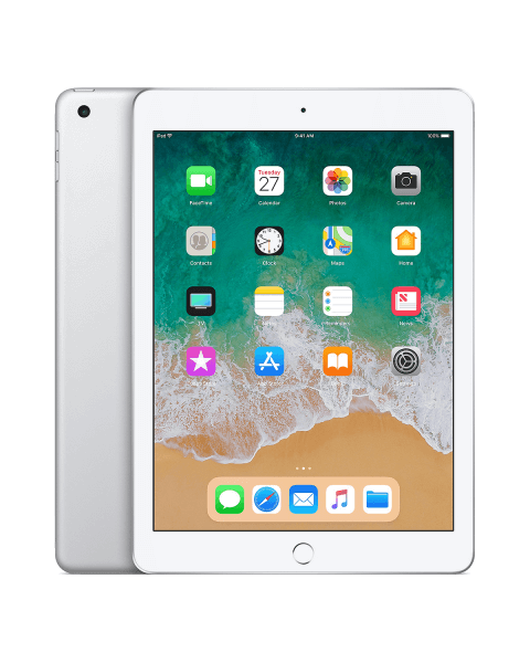 Refurbished iPad 2018 128GB Wi-Fi Silver