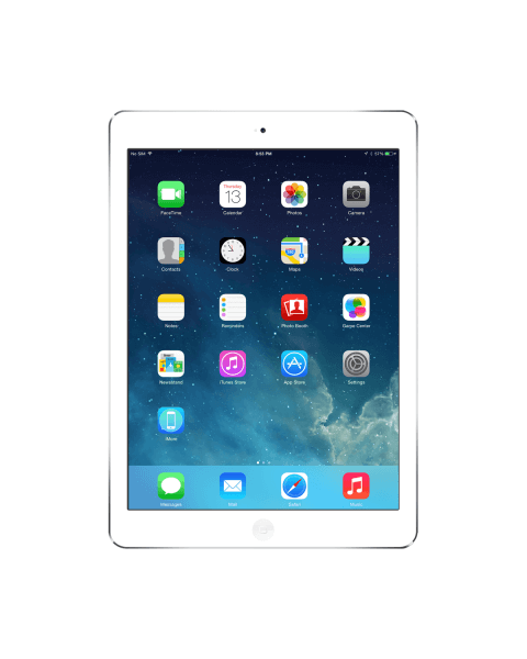 Refurbished iPad Air 1 64GB Wi-Fi silver