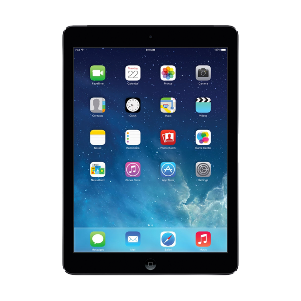 Refurbished iPad Air 1 16GB Wi-Fi Space Grey