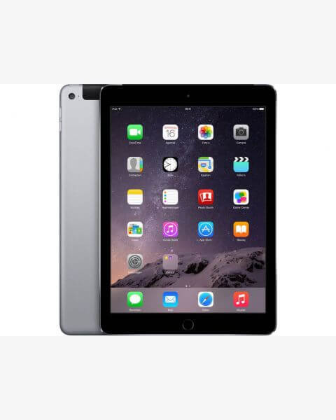Refurbished iPad Air 2 64GB Wi-Fi black/space grey