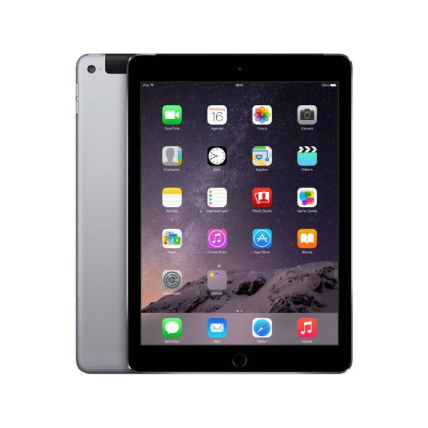 Refurbished iPad Air 2 16GB Wi-Fi black/space grey