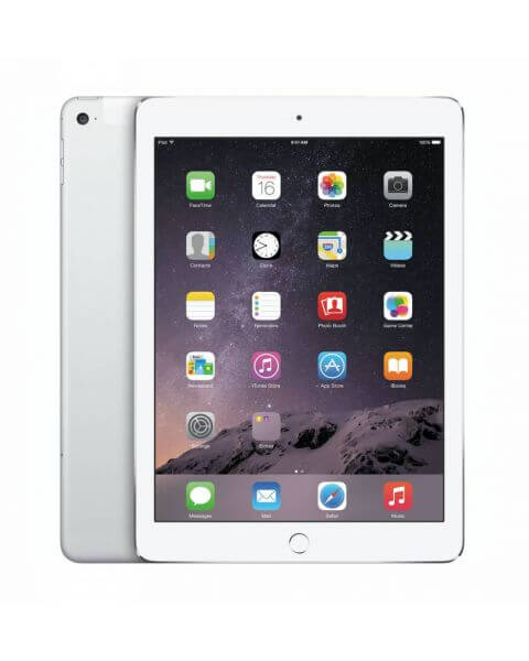 Refurbished iPad Air 2 64GB Wi-Fi + 4G silver