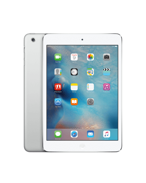 Refurbished iPad Mini 2 16GB Wi-Fi + 4G white