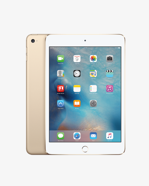 Refurbished iPad mini 3 16GB Wi-Fi + 4G Gold