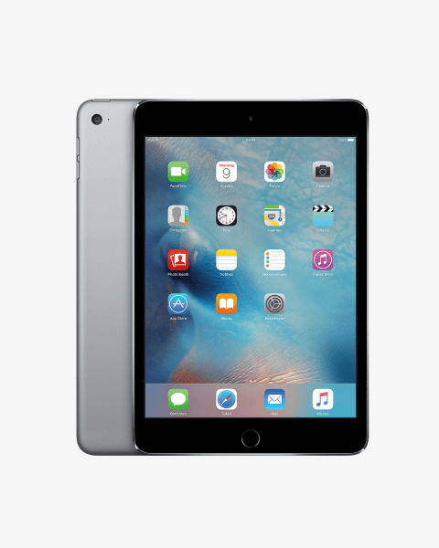 Refurbished iPad mini 4 64GB WiFi + 4G black