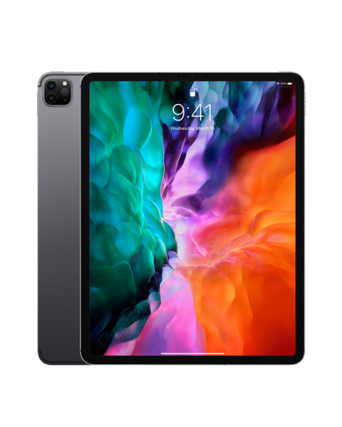 Refurbished iPad Pro 11 inch 1 TB WiFi + 4G Space Gray (2020)   Without cable and charger