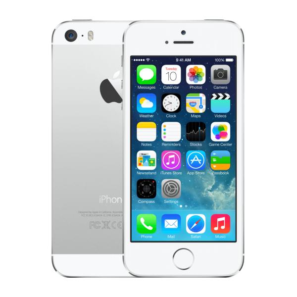 Refurbished iPhone 5S 32GB silver