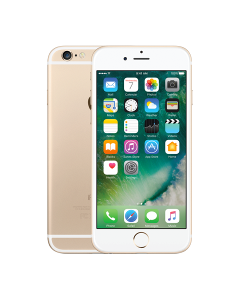 Refurbished iPhone 6 64GB gold