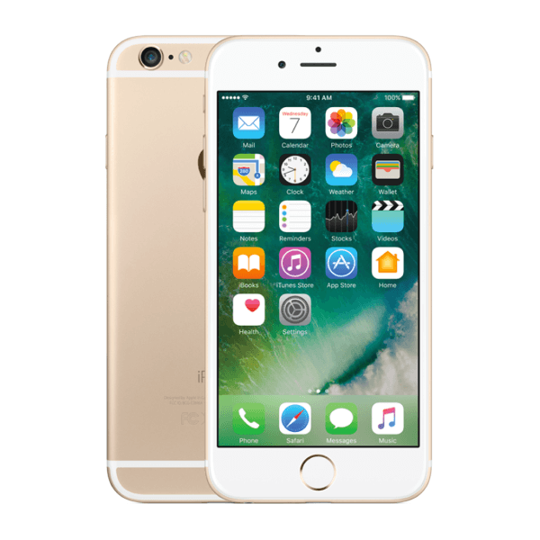 Refurbished iPhone 6 16GB gold