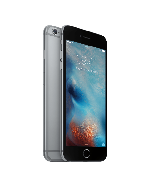 Refurbished iPhone 6 Plus 16GB black/space grey