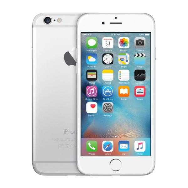 Refurbished iPhone 6 32GB Silver