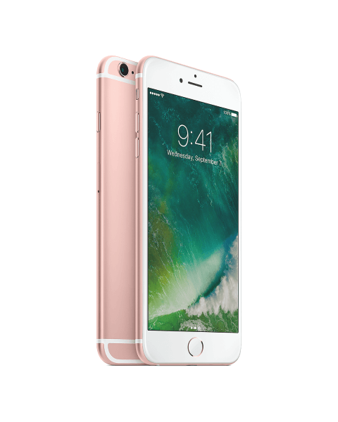 Refurbished iPhone 6S Plus 128GB rose gold
