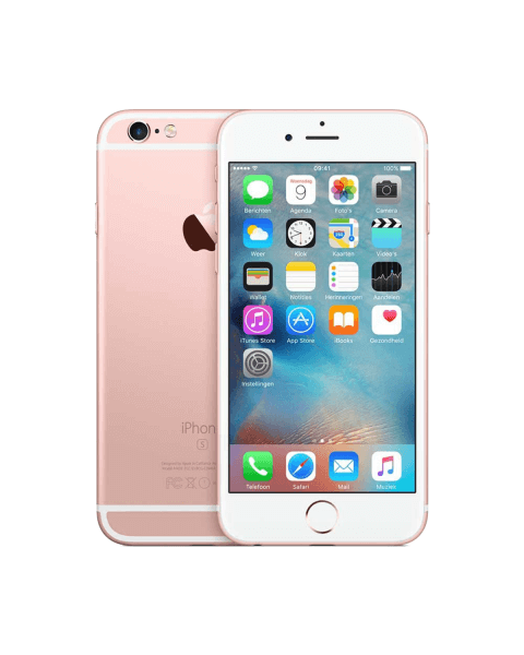 Refurbished iPhone 6S 16GB rose gold