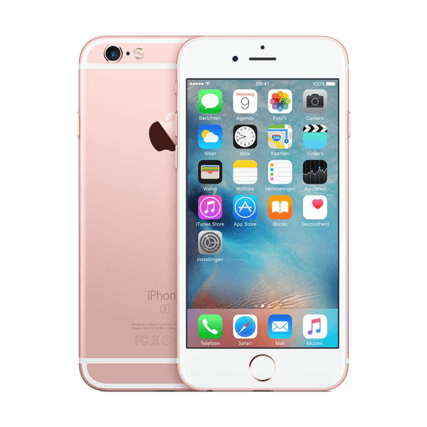 Refurbished iPhone 6S 128GB Silver