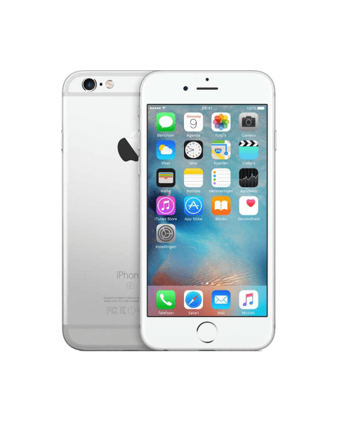 Refurbished iPhone 6S 32GB silver