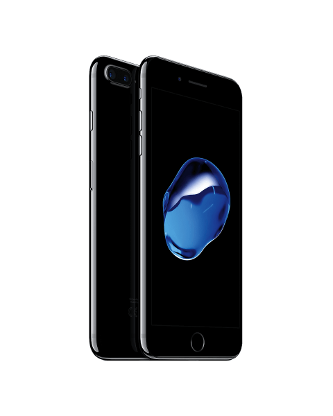 Refurbished iPhone 7 plus 128GB jet black
