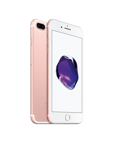 Refurbished iPhone 7 Plus 128GB rose gold