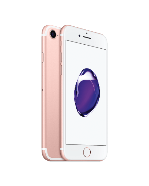 Refurbished iPhone 7 128GB Rose Gold
