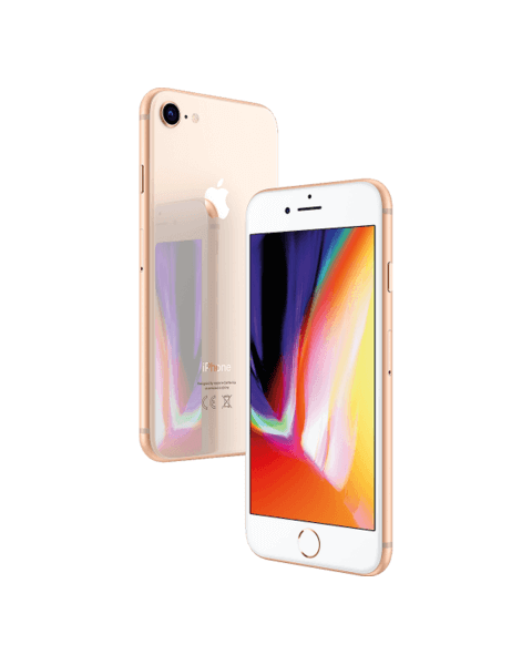 Refurbished iPhone 8 128GB gold