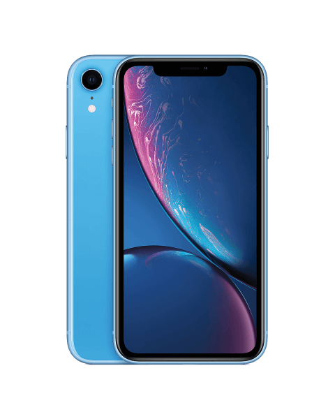 Refurbished iPhone XR 256GB Blue