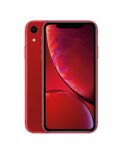 Refurbished iPhone XR 128GB Red