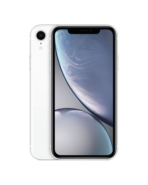 Refurbished iPhone XR 128GB White