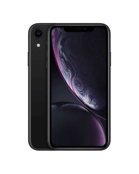 Refurbished iPhone XR 128GB Black
