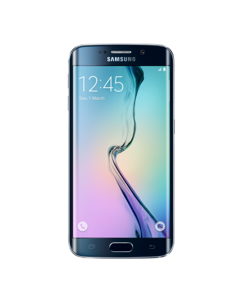 Refurbished Samsung Galaxy S6 Edge 64GB black