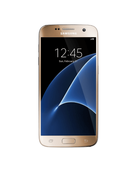 Refurbished Samsung Galaxy S7 32GB gold