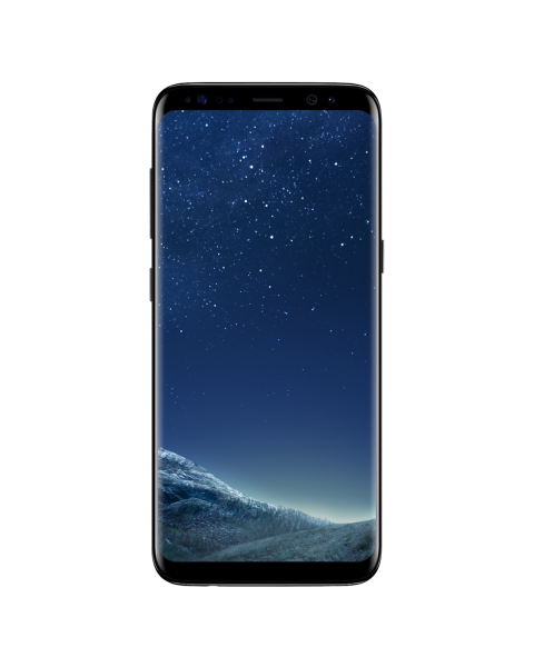 Refurbished Samsung Galaxy S8 Plus 64GB black