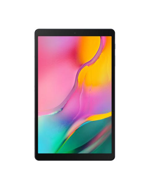 Refurbished Samsung Tab A | 10.1 inch | 64GB | WiFi + 4G | black (2019)