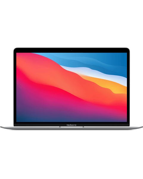 MacBook Air 13-inch M1 256 GB 8 GB RAM Silver (2020)