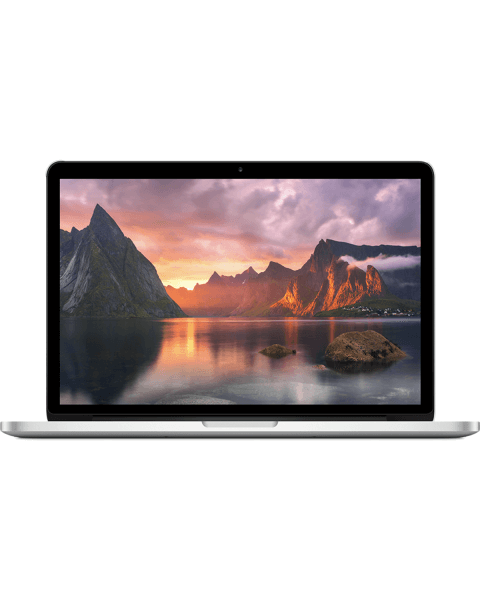 MacBook Pro 13-inch Core i5 2.8 GHz 256 GB 16 GB RAM Silver (Mid 2014)