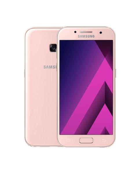 Refurbished Samsung Galaxy A3 16GB Rose (2017)